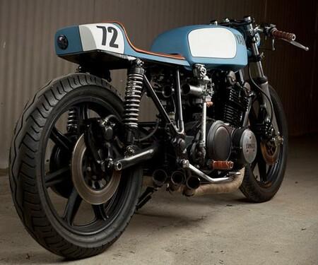 Yamaha UGLY MOTORBIKES' XS750