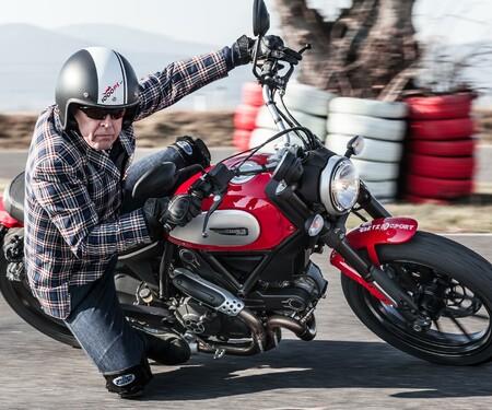 Ducati Scrambler Icon - Zonko in Action