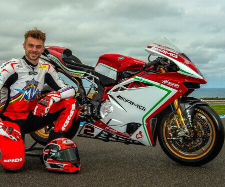 MV Agusta WSS und World SBK Teams 2015