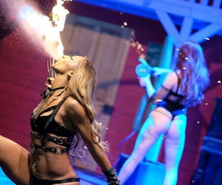 Fuel Girls Show | SWISS-MOTO 2015
