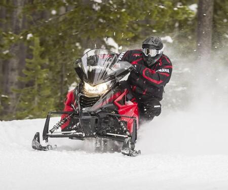 Yamaha Schneemobile 2016