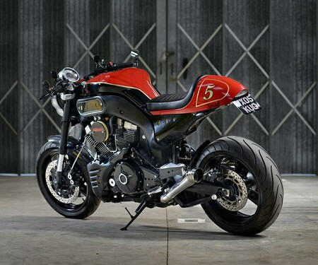 Yamaha MT-01 Rugby Racer