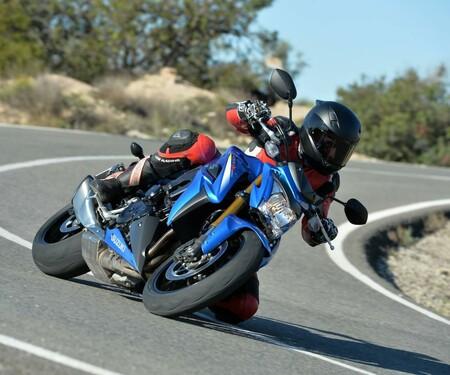 Suzuki GSX-S1000 Test / Details / Zubehör