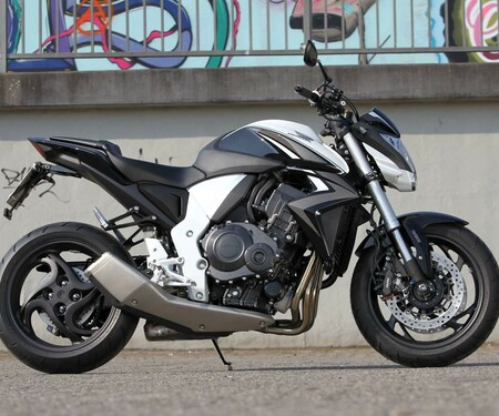 Honda CB1000R Rizoma Edition 2015