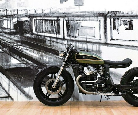 CX500 von  Relic Motorcycles