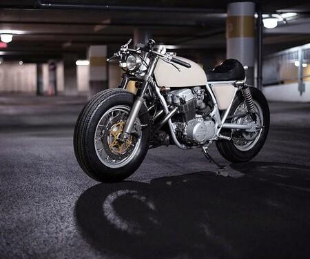 Fury Honda CB750 Cafe Racer