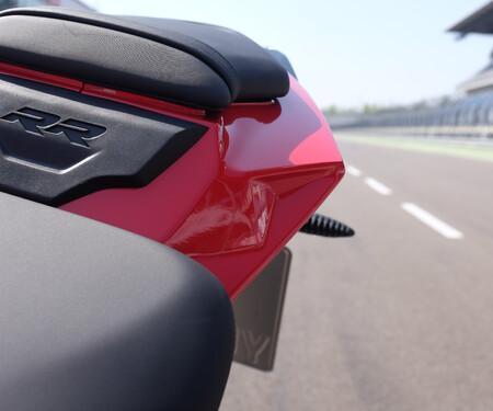 Fotos von der BMW S1000RR beim 1000er Vergleich