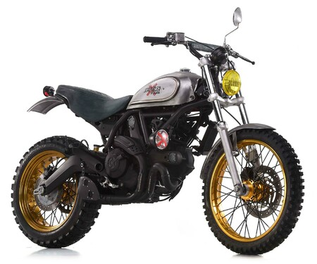 Ducati Scrambler Officine Mermaid