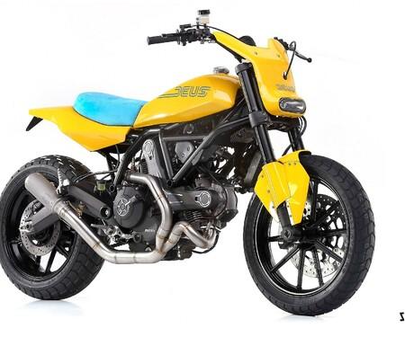Ducati Scrambler Deus Ex Machina