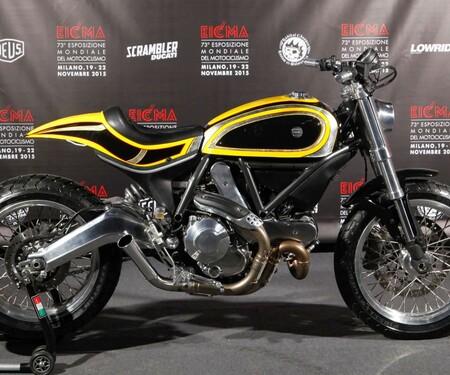 Ducati Scrambler Radikal Choppers