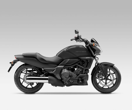 Honda CTX700N 2015