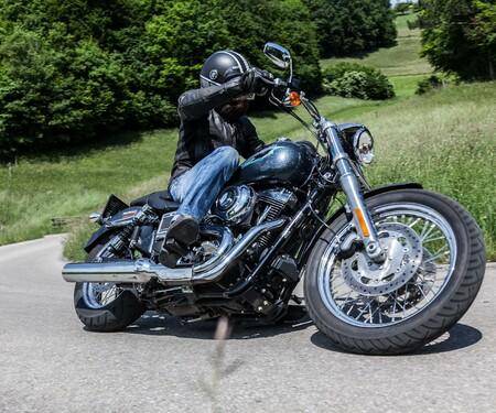 Harley-Davidson Dyna Low Rider Test | Action & Details