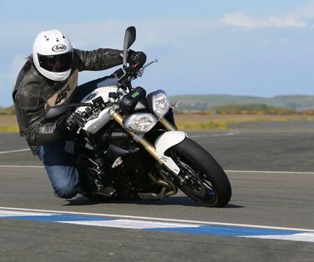 Arai RX-7V Topmodell Test Isle of Man TT 2015