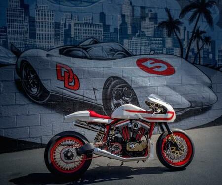 Harley Davidson Speed Racer