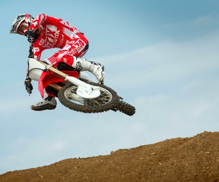 Honda CRF250R 2016 Test