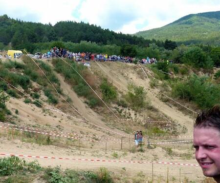 Six Days Crazy Job Bulgarien 2015 Prolog