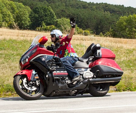 Honda Gold Wing 40th Anniversary Edition 2015