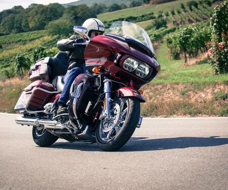 Harley-Davidson CVO Road Glide Ultra Test 2015