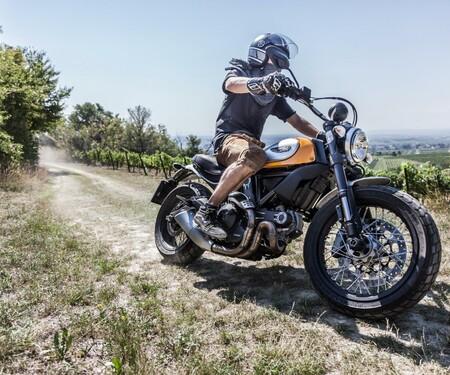 Ducati Scrambler Offroad Test - Classic & Urban Enduro