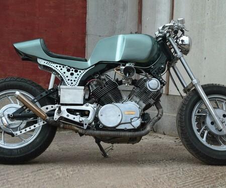 Yamaha XV750 Monocoque Cafe Racer