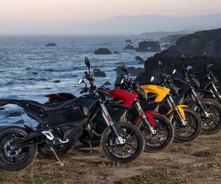 Zero Motorcycles 2016
