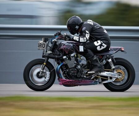 Yamaha XJR1300 Big Bad Wolf