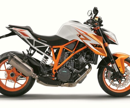 KTM 1290 Super Duke Special Edition 2016