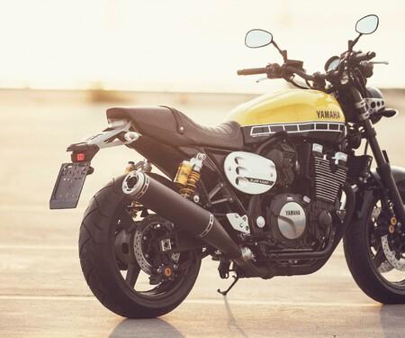 Yamaha XJR1300 60th Anniversary 2016