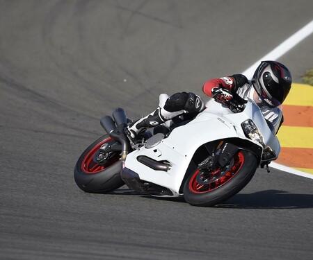 Ducati 959 Panigale Test Valencia