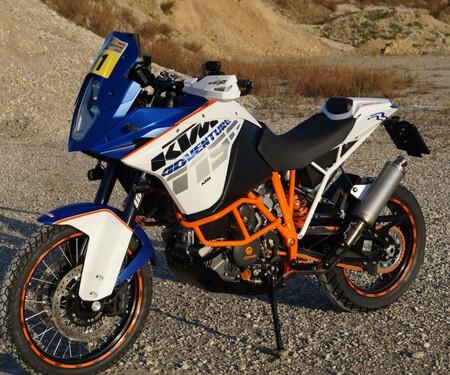KTM 1190 Adventure RR by Braumandl 2015