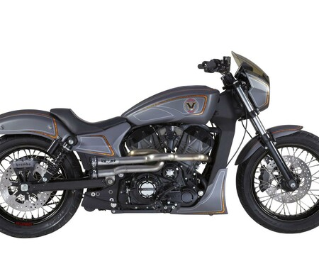 "Victory ""Combustion"" Custombike Zach Ness"