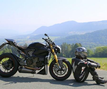 Ducati Panigale Streetfighter von Rotti