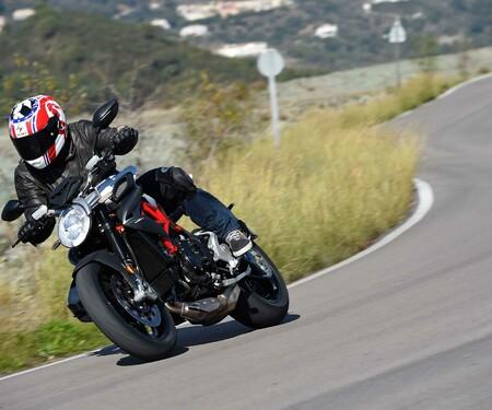 MV Agusta Brutale 800 Test in Ronda