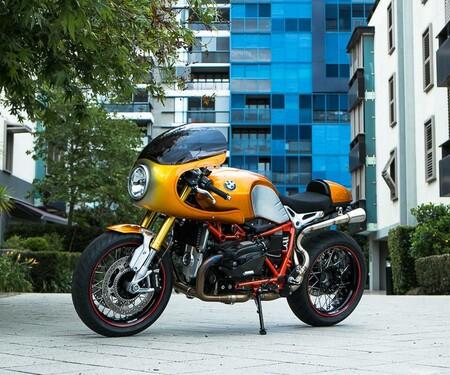 BikeBiz R nineT Sun Kist