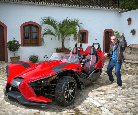 Polaris Slingshot Test 2016