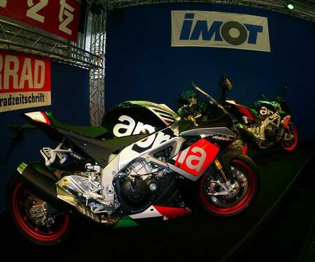 23. IMOT Motorrad Ausstellung München