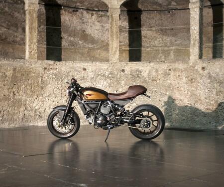 Ducati Scrambler RR