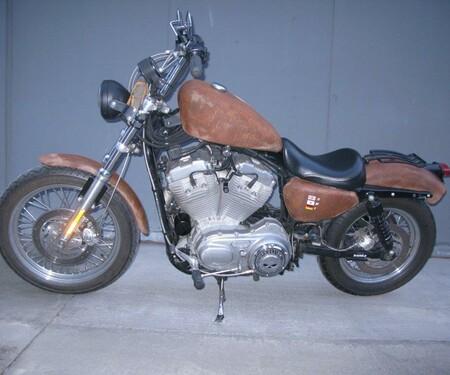 Harley Sportster Rost von hk-technik