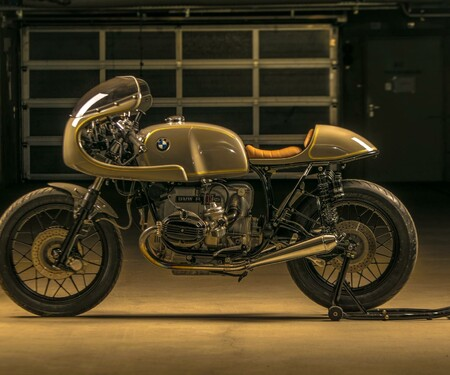 BMW R100RS BY NCT MOTORCYCLES