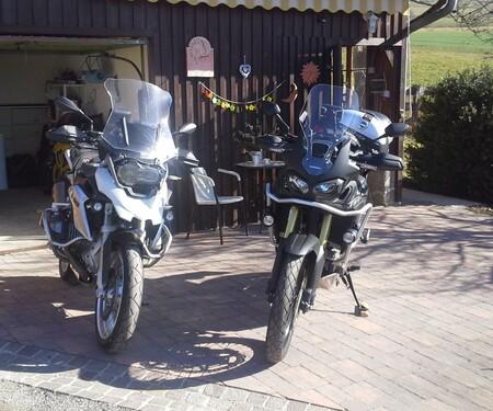 2000 km Kroatien Trip BMW R1200GS LC und Honda CRF1000L Africa Twin
