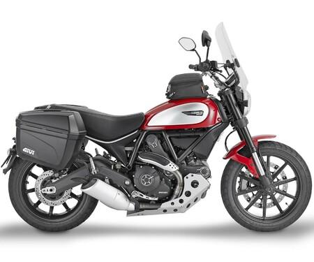 GIVI Zubehör für Ducati Scrambler 800 2016