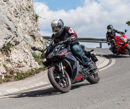 A2 Vergleichstest: Honda CBR500R vs. Yamaha YZF-R3