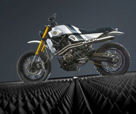 Yamaha XSR700 Bunker Custom Umbau