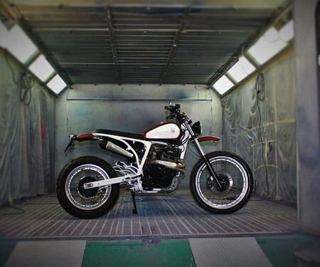 Honda XL600 by FMW