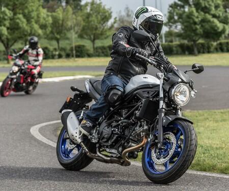 Einsteiger Nakedbikes 2016: Yamaha MT-07, Honda CB650F & Suzuki SV650