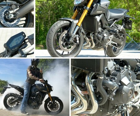 Yamaha MT-09 2016 Test