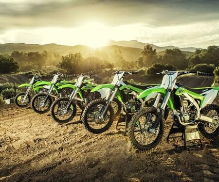 Kawasaki präsentiert die KX250F für 2017