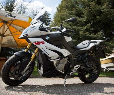 Motorrad-Quartett: BMW S1000 XR