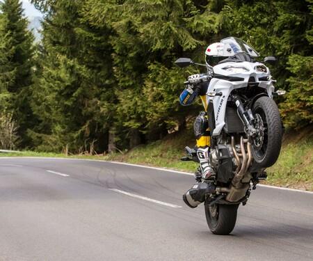 Motorrad-Quartett: Kawasaki Versys 1000