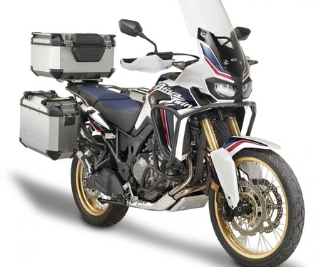 honda africatwin sport enduro. Black Bedroom Furniture Sets. Home Design Ideas